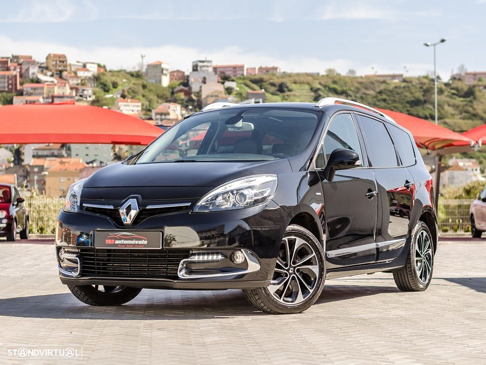 Renault Grand Scénic 1.6 dCi Diesel BOSE Edition - 1