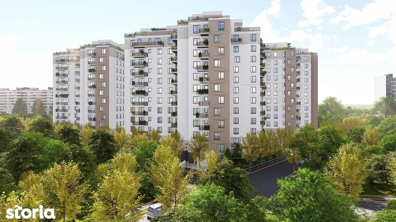 Apartament de vanzare, București (judet), Calea Văcărești - Foto 6