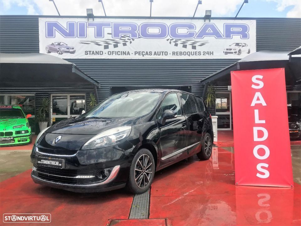 Renault Grand Scénic 1.6 DCI 130.CV BOSE EDITION FULL EXTRAS - 1