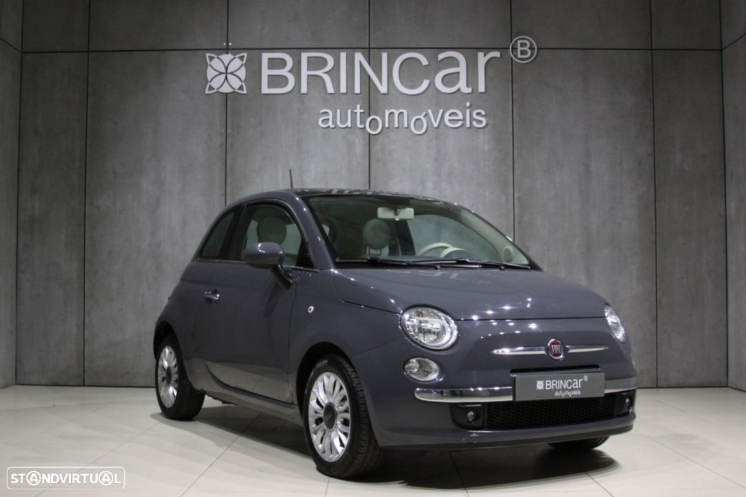 Fiat 500 0.9 8v. Twin Air Lounge - 2