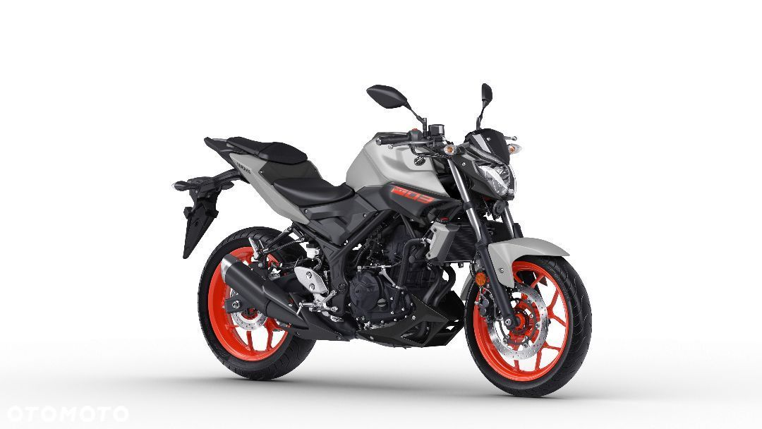Yamaha MT MT 03 model 2019 - 8