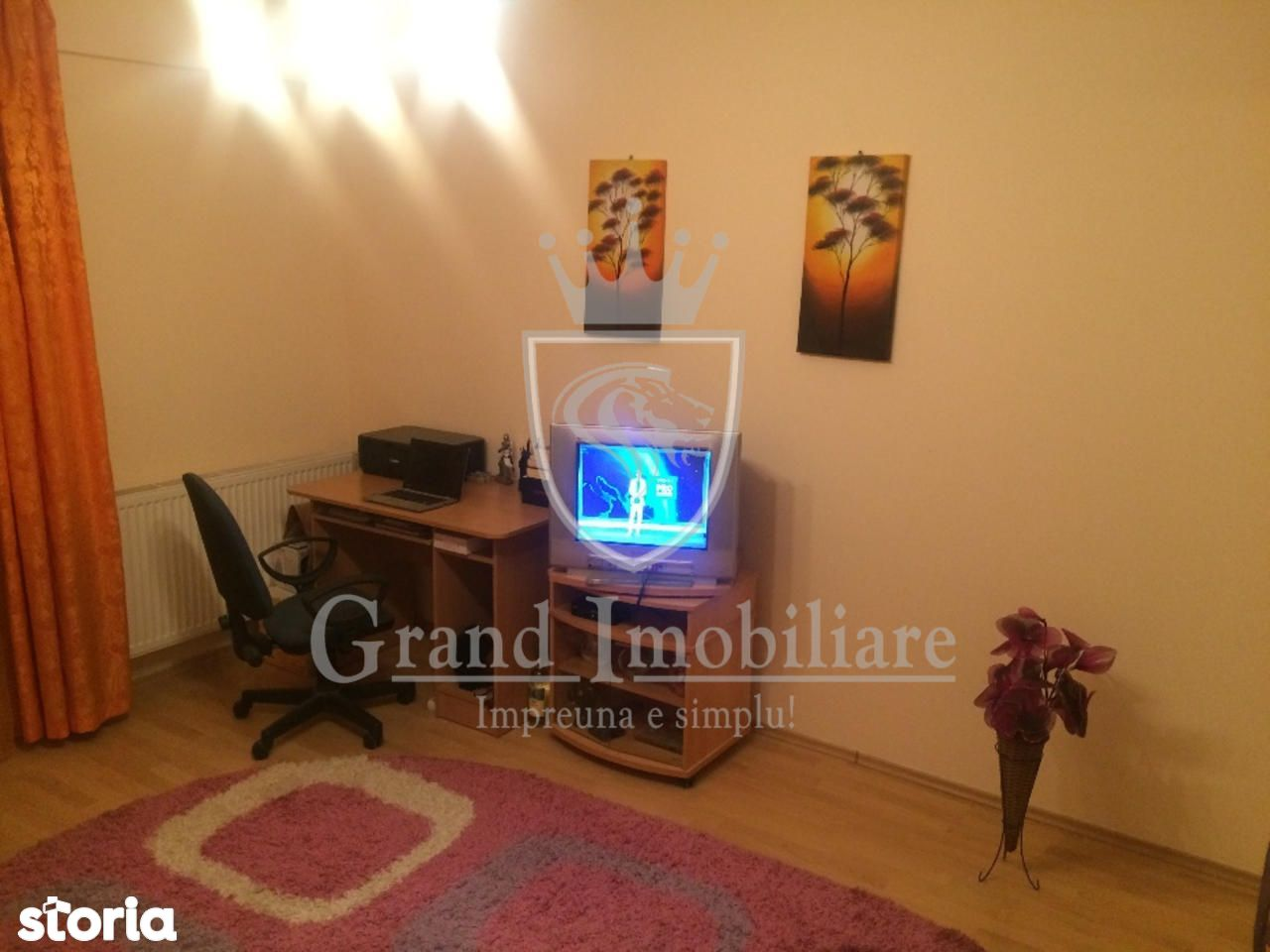 Apartament de inchiriat, Cluj (judet), Strada Slănic - Foto 2