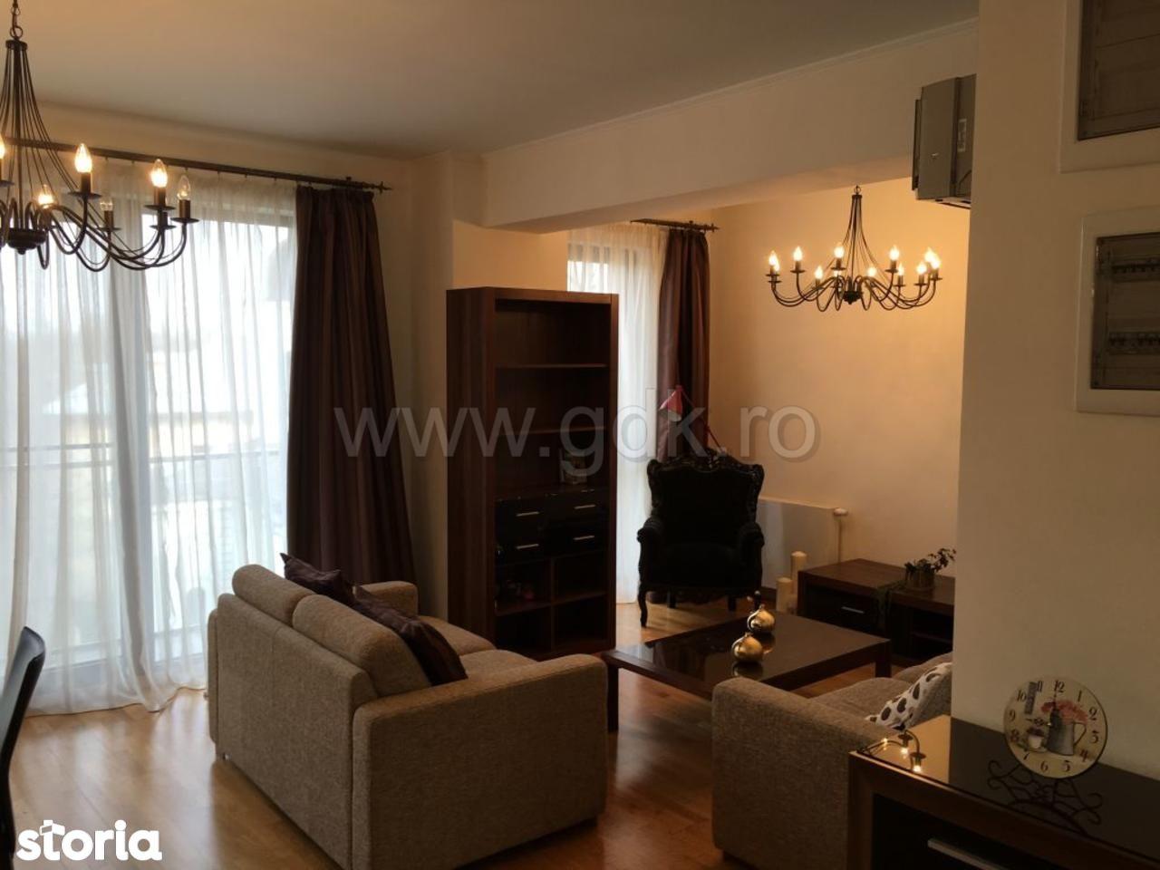 Apartament de inchiriat, București (judet), Bulevardul Aviatorilor - Foto 1