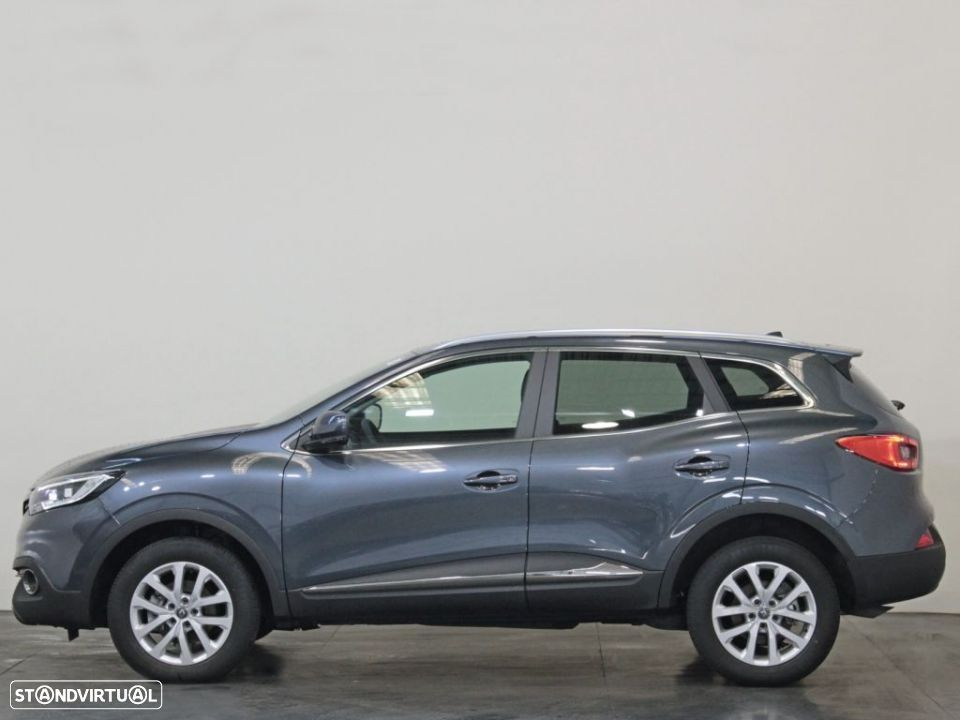 Renault Kadjar 1.5 dCi Energy 110 Exclusive - 2
