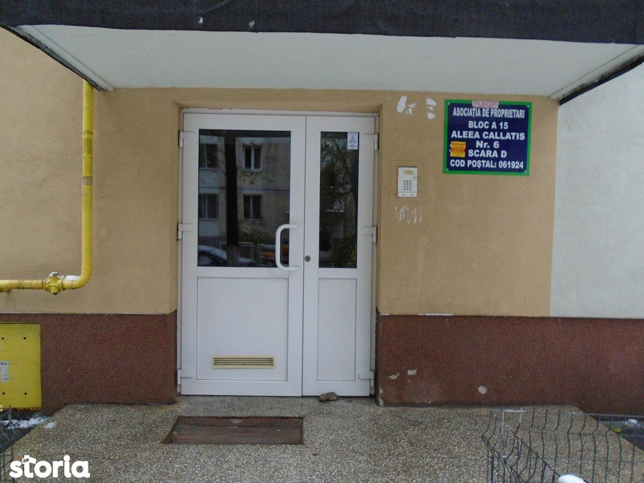 Apartament de vanzare, București (judet), Strada Pașcani - Foto 2