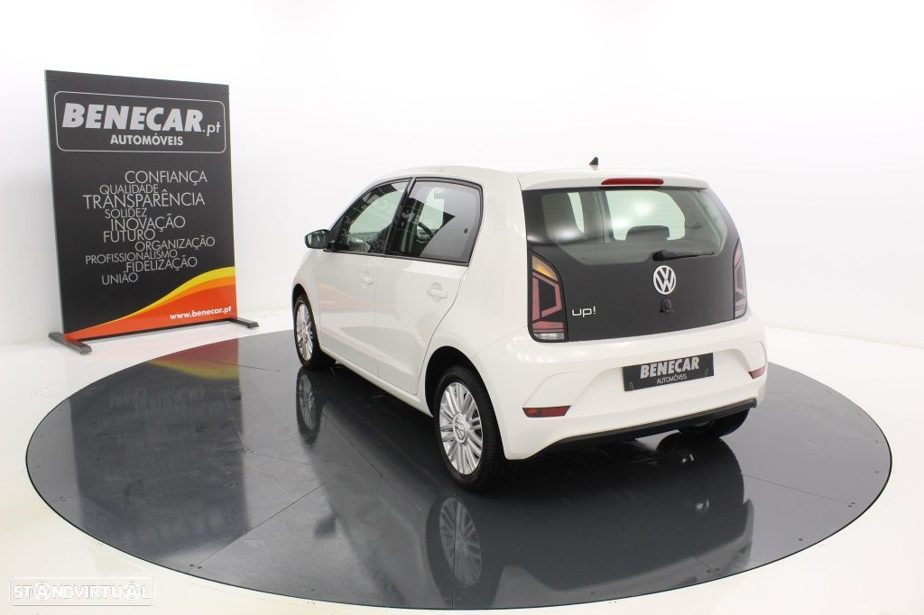 VW Up 1.0 Move Up! - 5