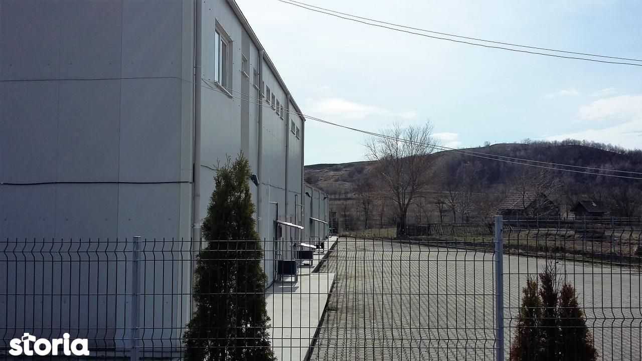 Depozit / Hala de vanzare, Suceava (judet), Bălăceana - Foto 2