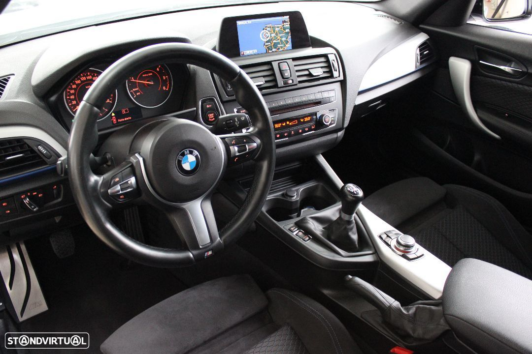 BMW 118 D PACK M PERFORMANCE - 53