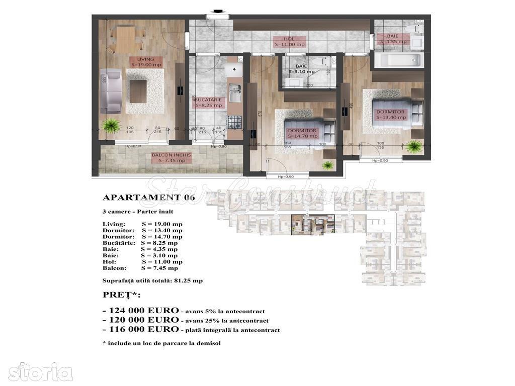 Apartament de vanzare, Bucuresti, Sectorul 3, Dristor - Foto 7