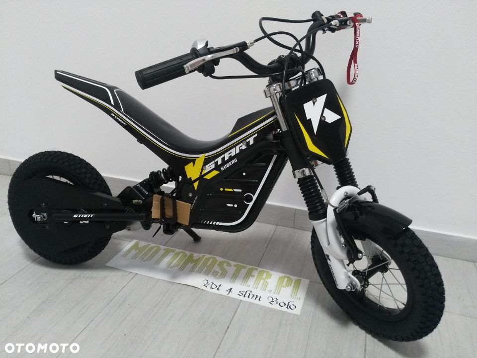 Cross elektryczny Kuberg Start model 2018 - 6