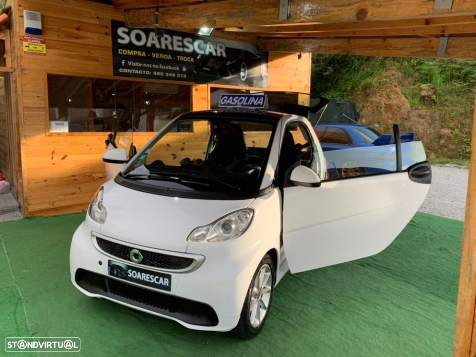 Smart ForTwo 1.0 Passion 77mil km - 1