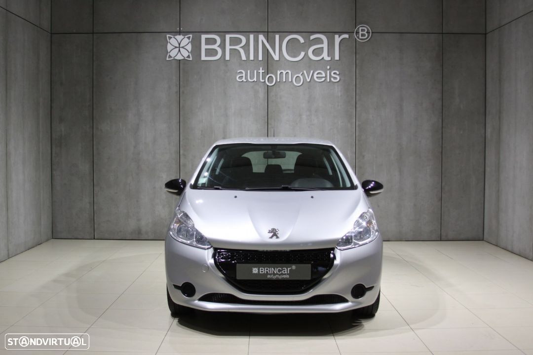 Peugeot 208 1.4HDi Active - 4