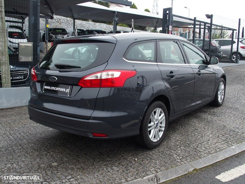 Ford Focus SW 1.6 TDCI Trend Econetic - 10