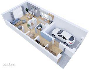 Komfortowy bliźniak 113 m2, 4 pokoje, garaż