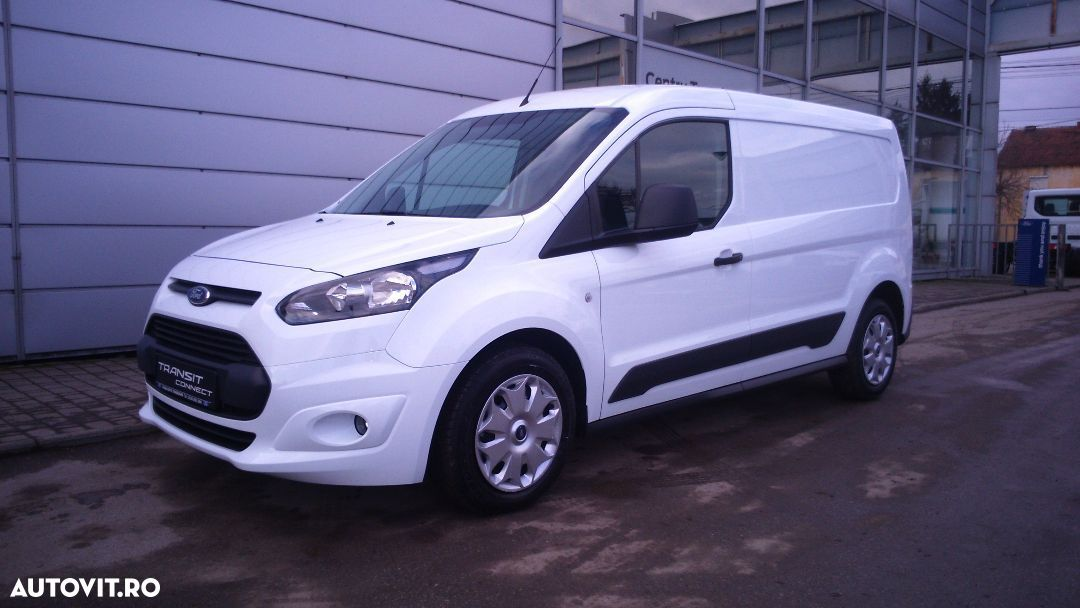 Ford NEW TRANSIT CONNECT L2H1 - 12