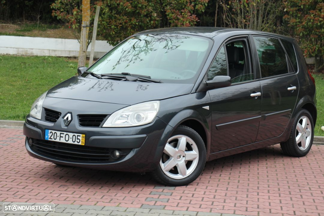 Renault Scénic 1.5 DCI LUXE PREVILEGE - 8
