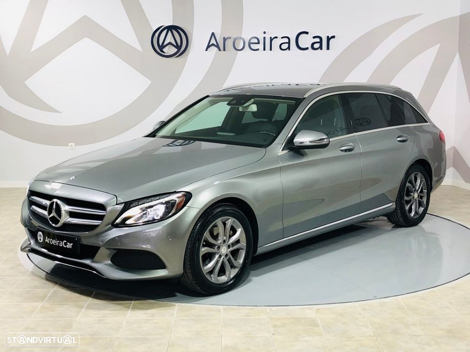 Mercedes-Benz C 220 BlueTEC Avantgarde - 1