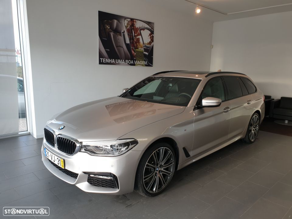 BMW 540 d xDrive Pack M - 1