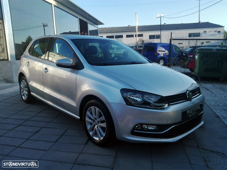 VW Polo 1.4 TDI - 1