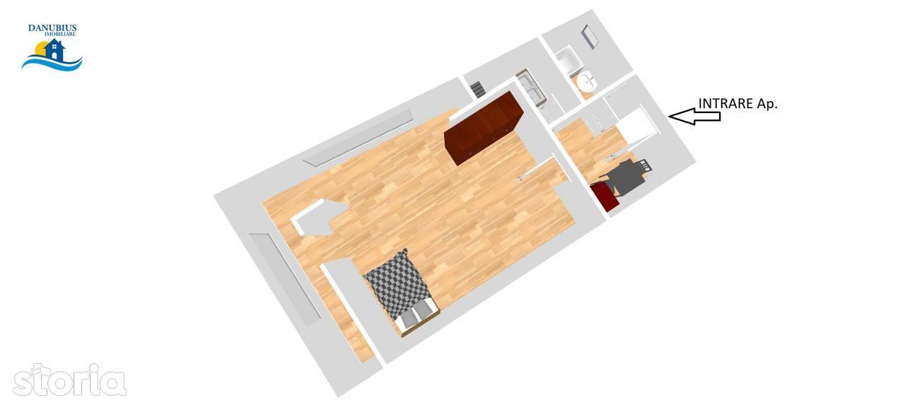 Apartament de vanzare, Galați (judet), Siderurgistilor - Foto 10