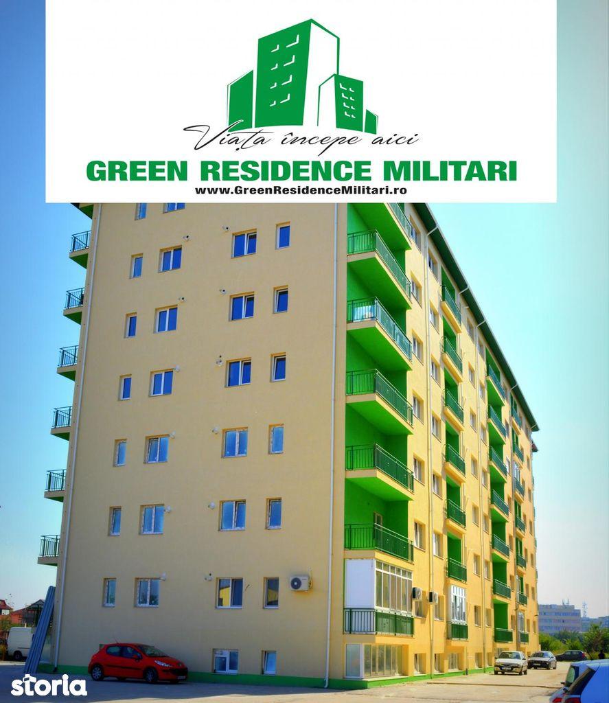 Apartament de vanzare, București (judet), Militari - Foto 11