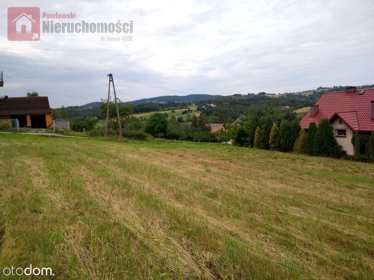 Działka na sprzedaż, Stryszów, wadowicki, małopolskie - Foto 4