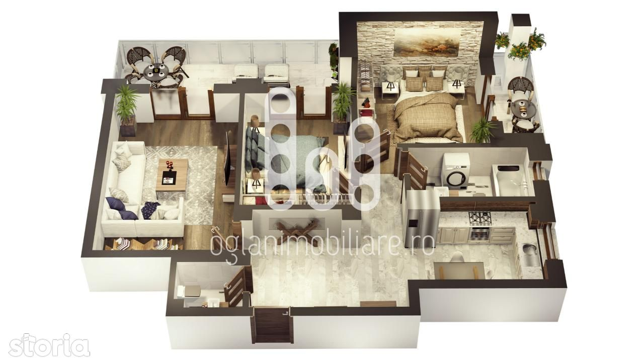 Apartament de vanzare, Sibiu, Hipodrom 1 - Foto 3