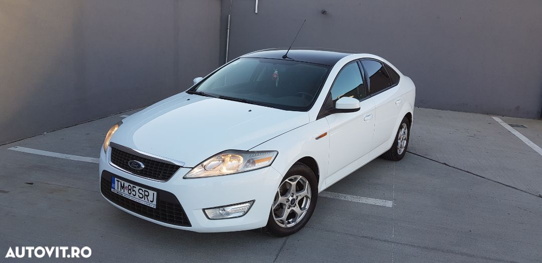 Ford Mondeo Mk4 - 19