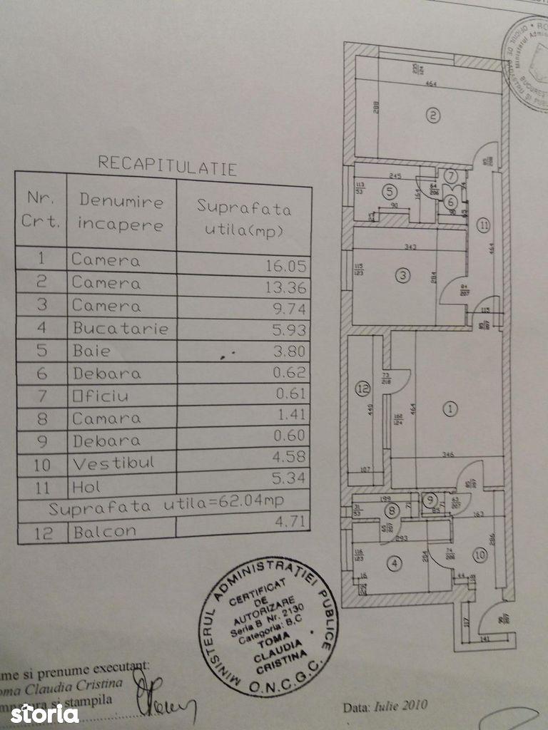 Apartament de vanzare, Bucuresti, Sectorul 3, Titan - Foto 2