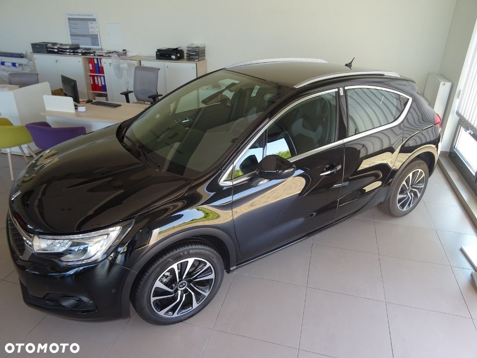 DS Automobiles DS 4 Crossback Auto Demo 1.6 Benzyna EAT6 AUTOMAT - 23