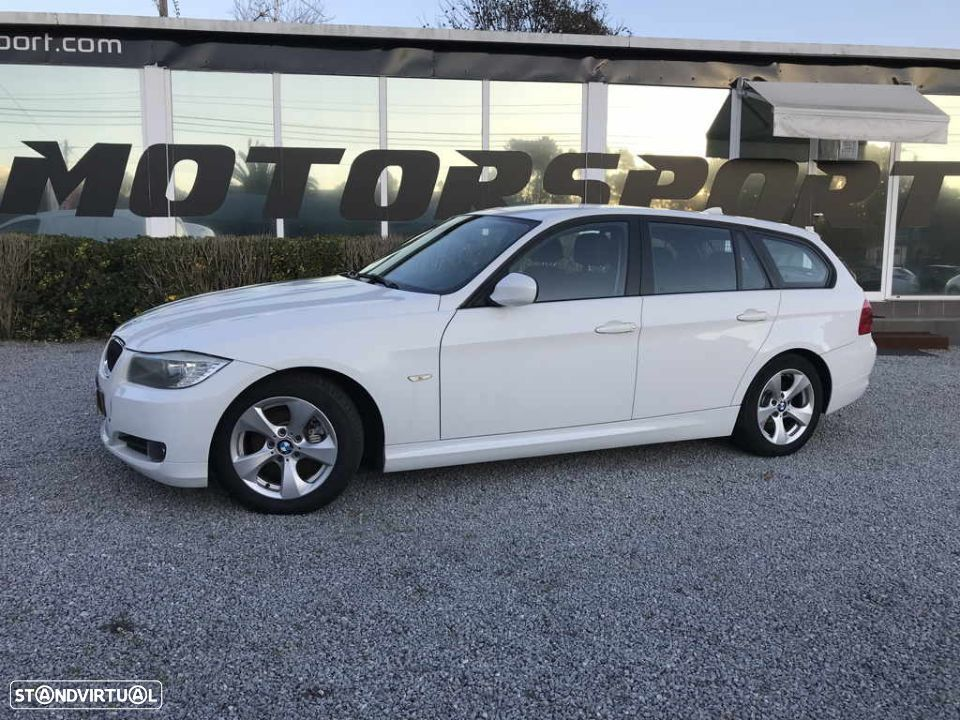 BMW 320 D Touring EfficientD.Navigation nacional - 2