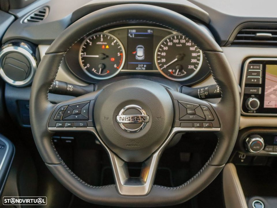 Nissan Micra 1.5dCi 66 kW (90 CV) S&S N-Connecta P.360+P.V.LED - 14