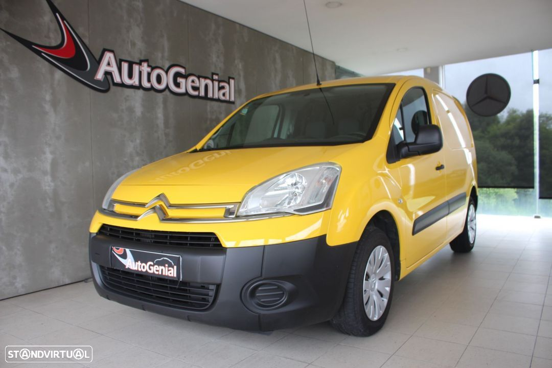 Citroën Berlingo  1.6 HDI - 1