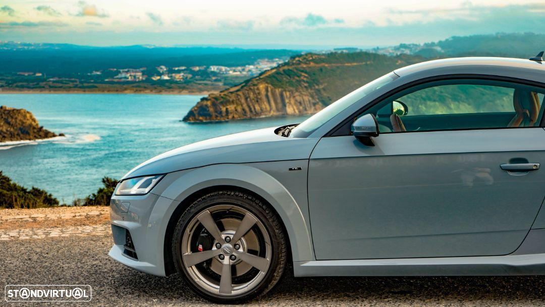 Audi TT 20 Years Limited Edition - 11