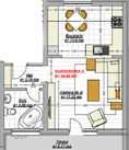 Apartament de vanzare, Ilfov (judet), Măgurele - Foto 2