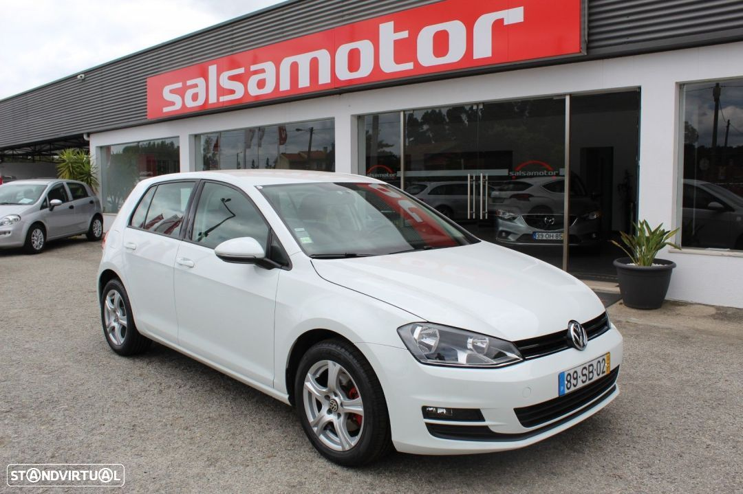 VW Golf 1.6 TDi - 1