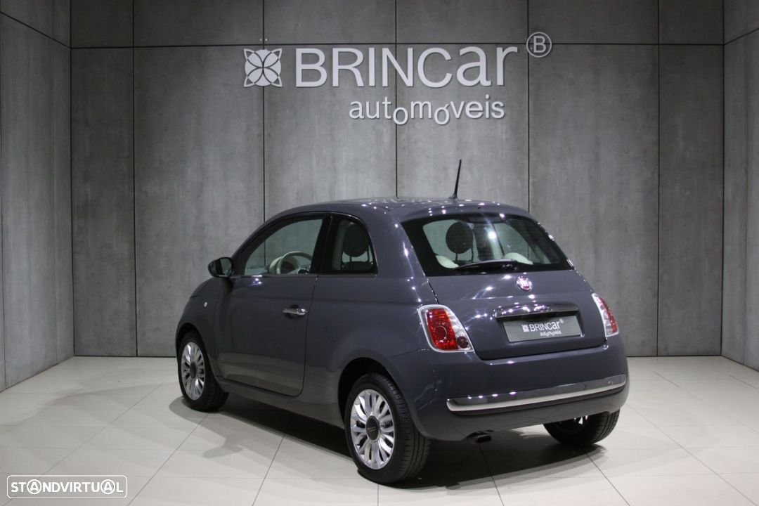 Fiat 500 0.9 8v. Twin Air Lounge - 8