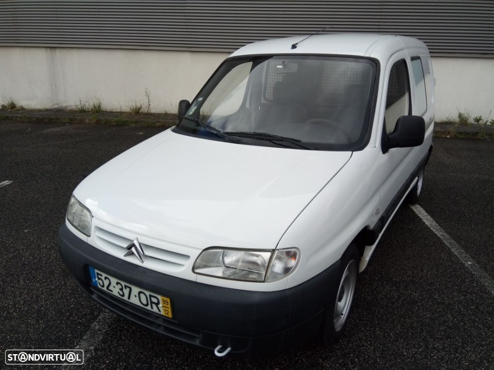 Citroën BERLINGO 1.9 D - 1