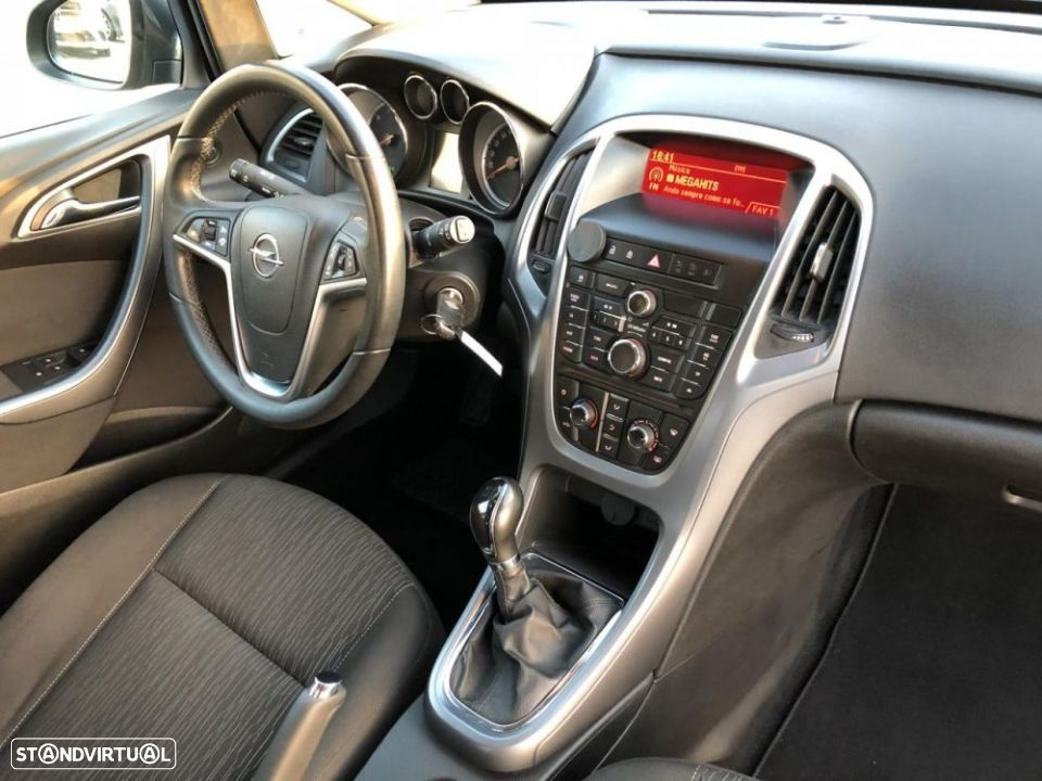 Opel Astra Sports Tourer 1.6 CDTi Selection S/S - 29