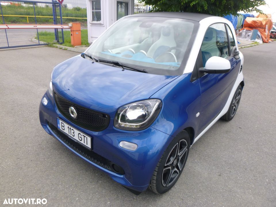 Smart Fortwo - 8
