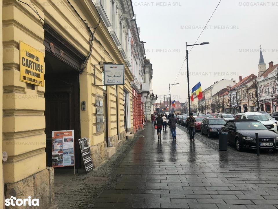 Spatiu Comercial de vanzare, Cluj (judet), Bulevardul Eroilor - Foto 1