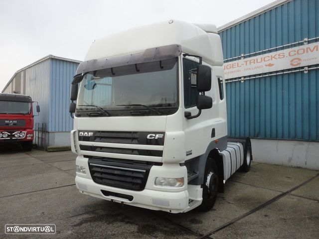 DAF FTCF85-460 SPACECAB ONLY 637.500 KM! (ZF16 MANUAL GEARBOX / EURO 5 / ZF-INTARDER) - 1