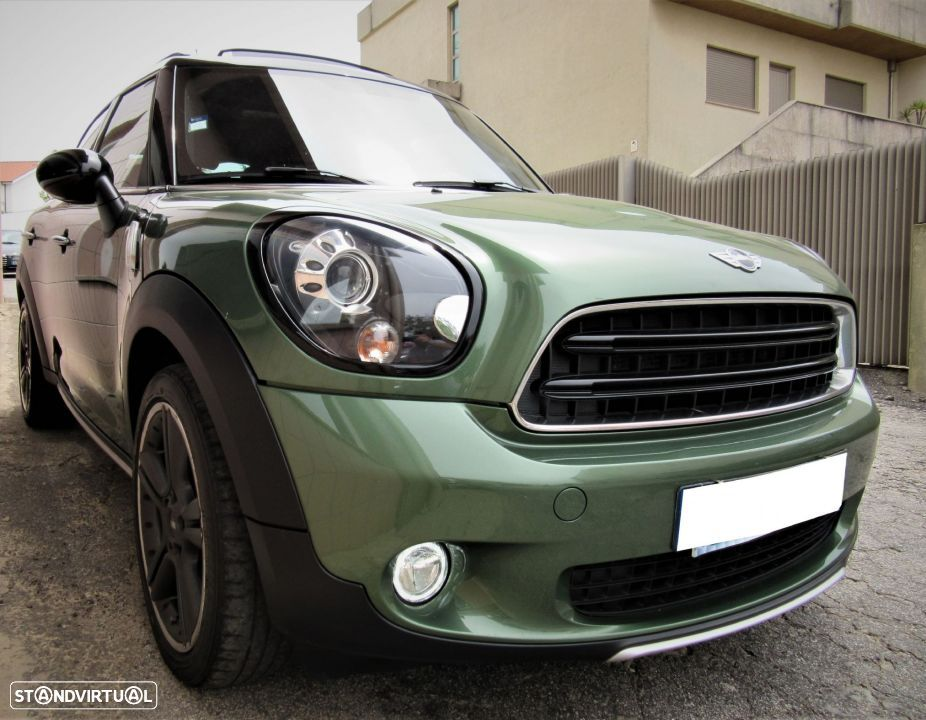 MINI Countryman Cooper D - 12