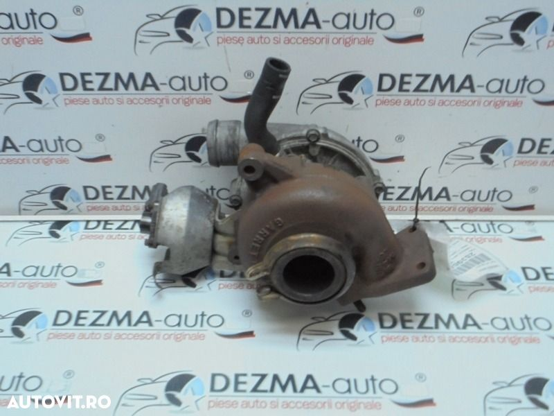 Turbosuflanta, Ford Focus 2 sedan (DA) 2.0tdci, G6DA - 2