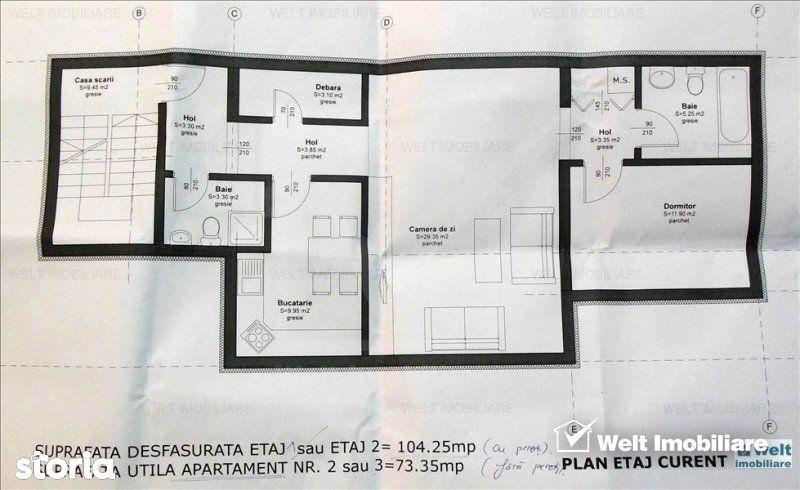 Casa de vanzare, Cluj (judet), Andrei Mureșanu - Foto 10