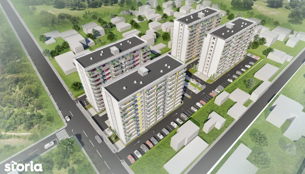 Apartament de vanzare, București (judet), Strada Munții Carpați - Foto 1