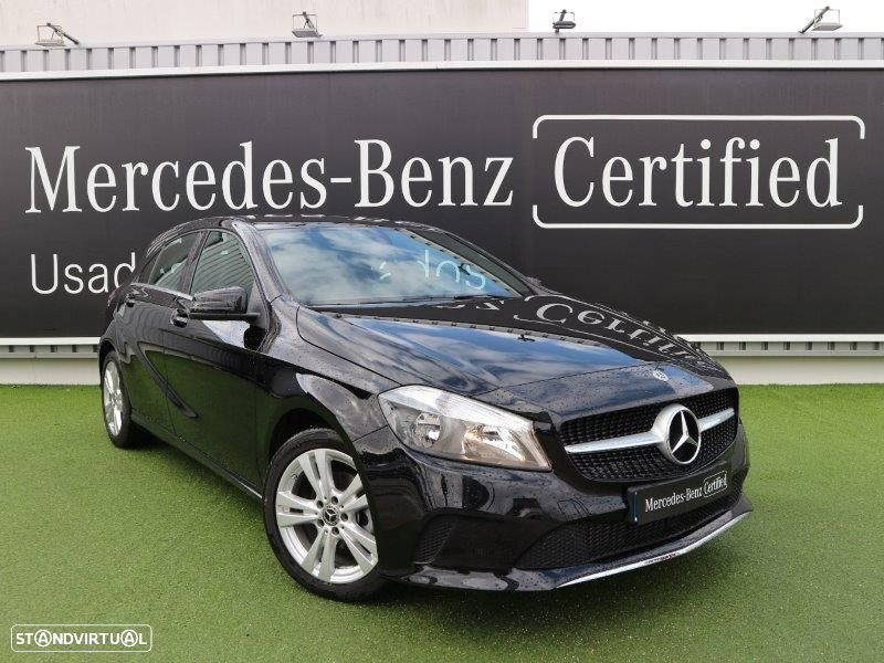 Mercedes-Benz A 180 d Urban - 1