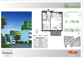 Nowe mieszkanie Stargard Gdański B27 - V Blok