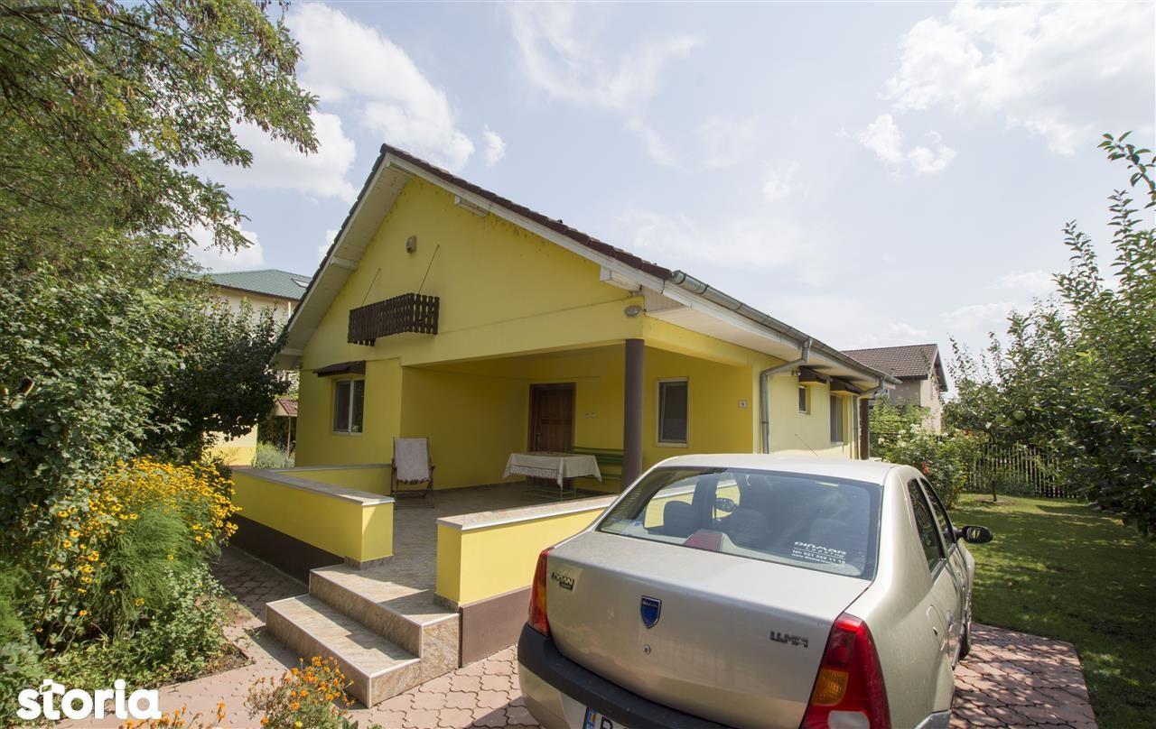 Casa de vanzare, Ilfov (judet), Strada Primăverii - Foto 12