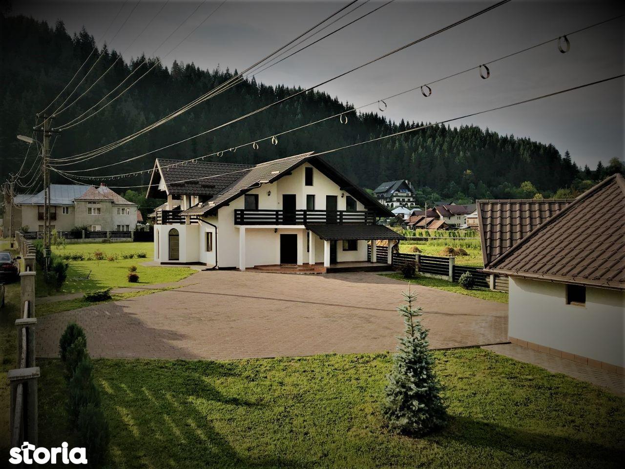 Casa de vanzare, Suceava (judet), Vama - Foto 12